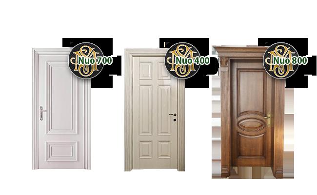 Vidaus durys kaina nuo 400 EUR